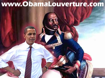 Barack Obama  - Toussaint Louverture