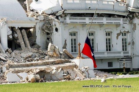 PHOTO : Haiti - Tout moun vle Prezidan, Yo bliye si Chez Boure Palais National la KRAZE...