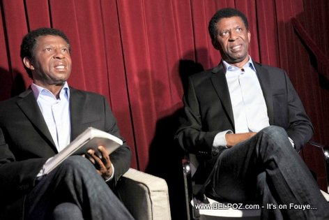 PHOTO: Dany Laferriere and his new WAX Clone