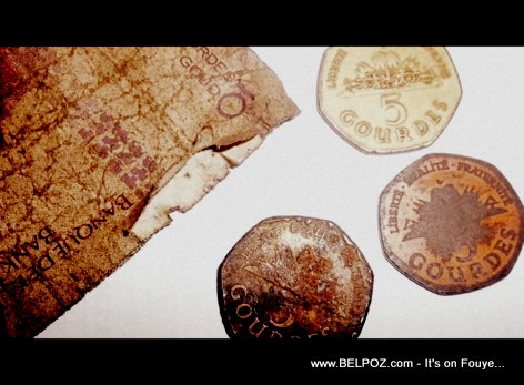 5 Goud, 10 Goud, ADOKEN - Haiti Money - Haiti Currency