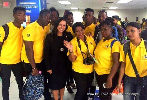 PHOTO: Haiti CARIFESTA - La Guyane Debake sou nou...