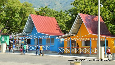 PHOTO: Haiti CARIFESTA, Champs-de-Mars Looks Beautiful...