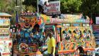 PHOTO: Haiti Tap-Taps Ready for CARIFESTA...