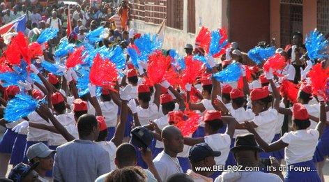 Haiti - CARIFESTA XII Lancement Officiel