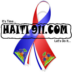Haiti911 - Website for Haiti Relief Efforts