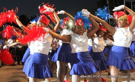 Haiti - CARIFESTA XII Lancement Officiel