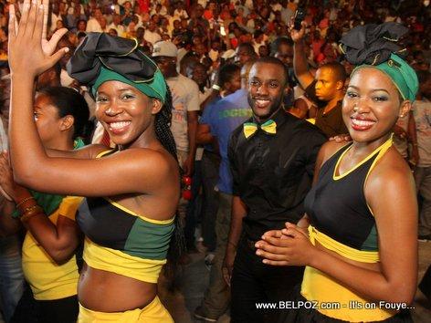 Haiti - CARIFESTA XII, Jamaica Represents