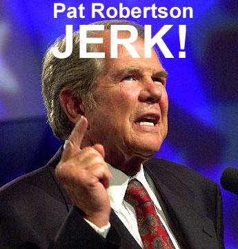 Pat Robertson, Haiti, and the Devil
