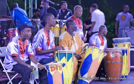 PHOTO: Haiti - CARIFESTA XII - Day2