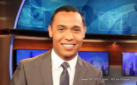 PHOTO: Haitian-American News Anchor Lionel Moise