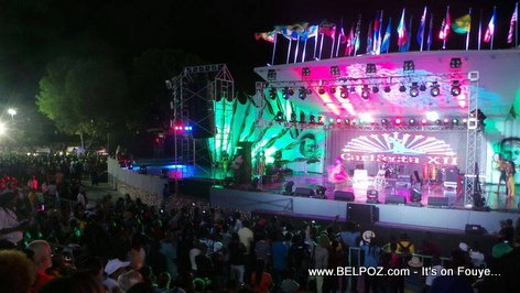 PHOTO: Haiti - closing ceremony of Carifesta XII