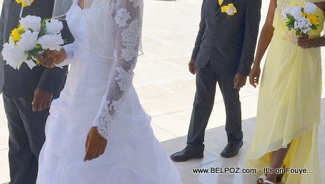 PHOTO - Getting Married - Wedding in Haiti