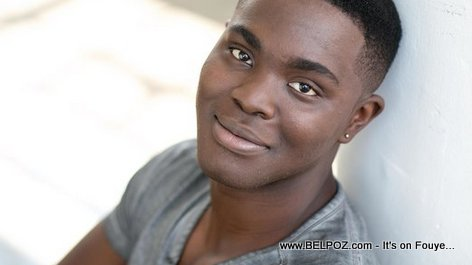 PHOTO: Kyle Jean-Baptiste - Haitian-American Actor on Broadway