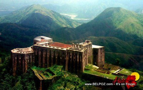 PHOTO: Haiti - The Most Beautiful Picture of Citadelle Laferriere