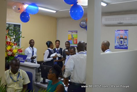 PHOTO: Haiti - SOGEBANK Hinche
