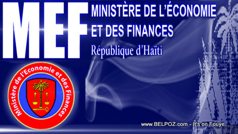 PHOTO: Haiti Ministere Economie Finance