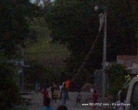 PHOTO: Haiti - Kamera JOUDA - Kisa ou panse k ap fet laa?