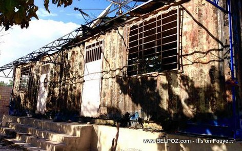 PHOTO: Haiti Douane Anse-a-Pitre BOULE