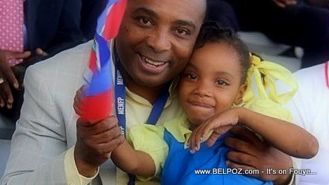 PHOTO: Haiti Education - Nesmy Manigat, former Haiti education minister