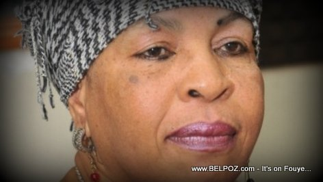 PHOTO: Liliane Pierre Paul, Haitian Journalist