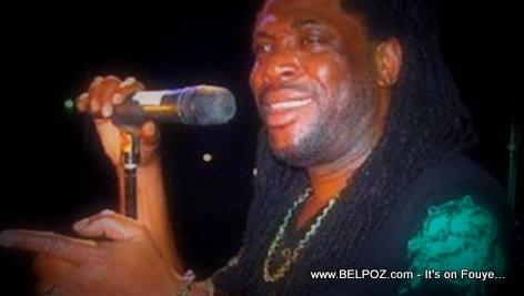 PHOTO: Haiti Singer Eric Charles - Mizik Mizik