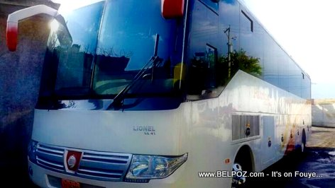 PHOTO: Second Bus MADE IN HAITI
