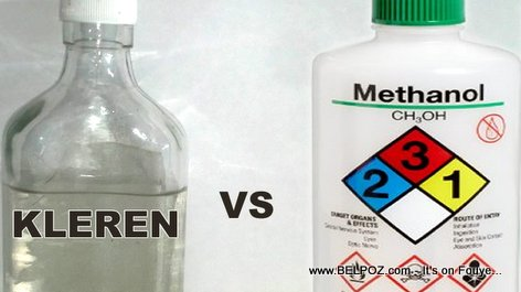PHOTO: Haiti - Clairin vs Methanol