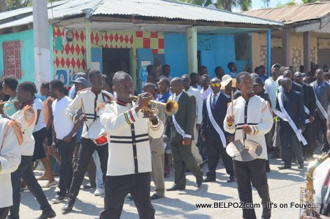 Funeral in Haiti - The