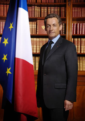 Nicolas Sarkozy, First French President to Visit Haiti