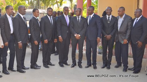 Photo - Hinche Haiti, Depute 50eme Legislature, Funerailles Victim DIFE Pump Gasoline