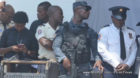 Photo - Hinche Haiti, Funerailles Victim DIFE Pump Gasoline
