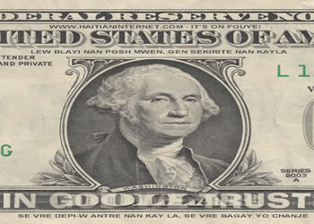 USA Money dollar bill