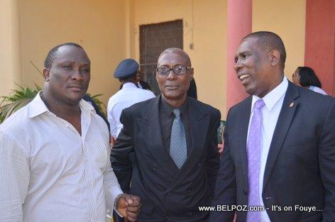 Photo - Hinche Haiti, Willot Joseph, Funerailles Victim DIFE Pump Gasoline