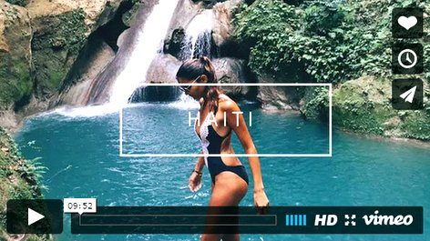 Haiti Tourism Video - Monica Walton