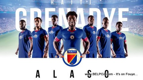 Haiti Football - Grenadye Alaso