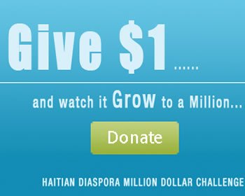 Haitian Diaspora Million Dollar Challenge