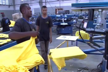 American Apparel Companies Interested in Investing in Haiti