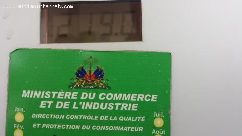 PHOTO: Haiti - Gas Prices in Haiti