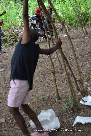 Haiti Dance: Se pa DETIRE misye ap detire non, Ti Jenn lan ap PETE SHAWA