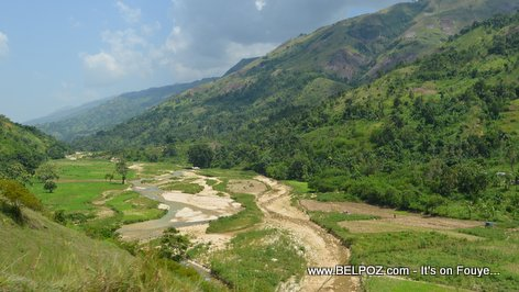 PHOTO: Haiti - Riviere Fer-a-Cheval