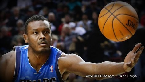 PHOTO: Samuel Dalembert - Haitian Basketball Superstar