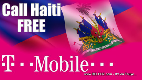 T-Mobile Offers FREE Calls to Haiti due to Hurricane Matthew