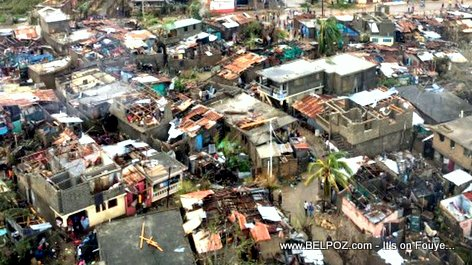 PHOTO: Jeremie Haiti is a BIG Mess after Devastating Hurricane Matthew