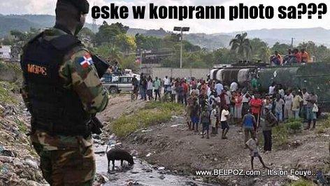 Haiti - St Domingue : Eske ou Konprann Photo sa?