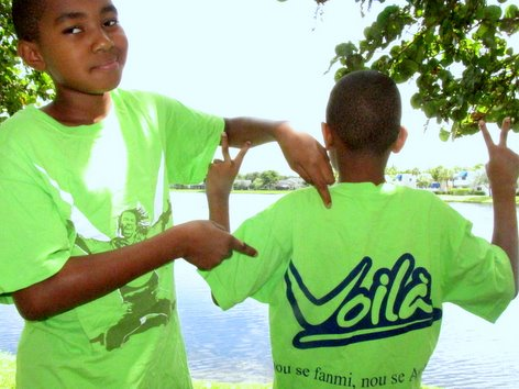Voila Comcel - Haiti mobile phone company
