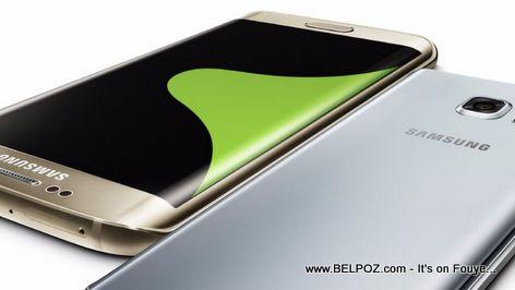 Look... The new Samsung Galaxy S8 Smartphone