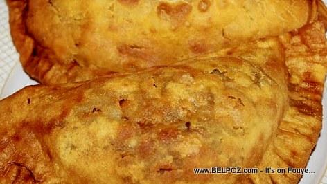 Haitian Pate - Haitian Beef Patties