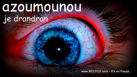 Azoumounou Je drandran - Conjunctivitis in Haiti