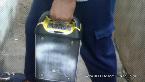 Portable Radios Haiti - Joker Boombox