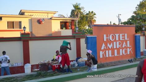 Hotel Amiral Killick - Gonaives Haiti